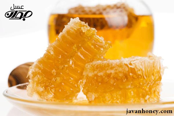 وزن عسل