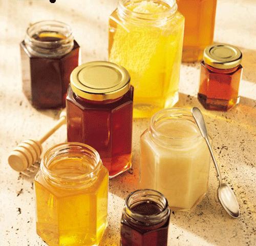 حرارت دادن عسل