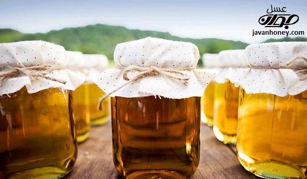 ظروف نگهداری عسل
