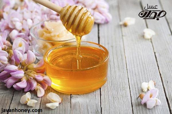عسل گیاهی