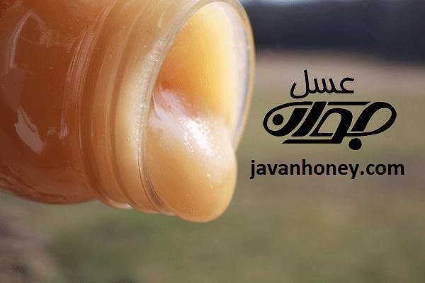 علت شکرک زدن عسل