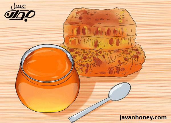 عسل و درمان سوختگی