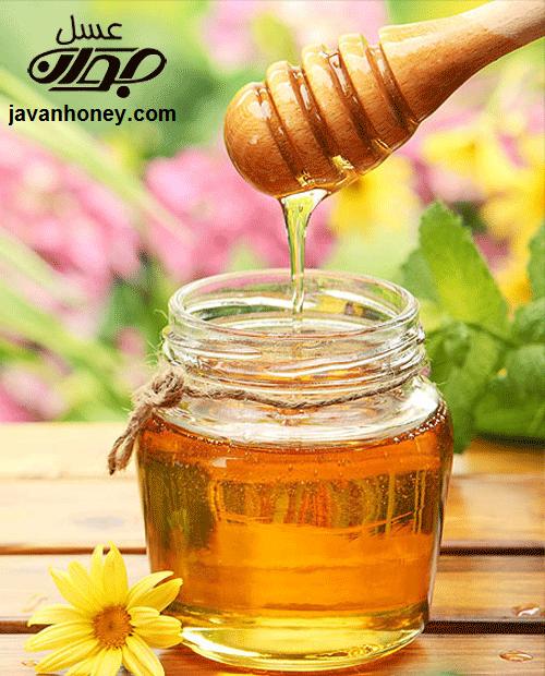 درمان سر درد باعسل