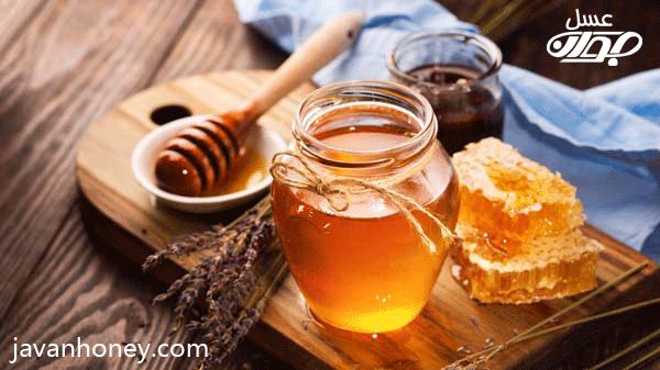 درمان سوءهاضمه با عسل جوان
