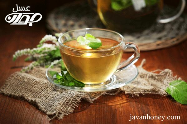 عسل و گیاهان درمانی