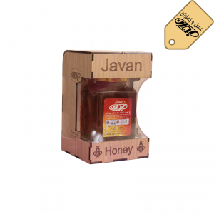 عسل اقاقیا 600 گرم جوان