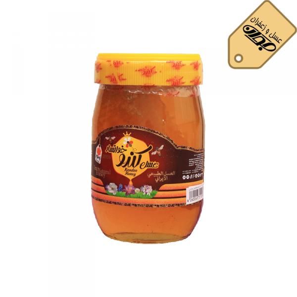 عسل 1300 گرم با موم