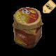 عسل سیاه دانه نیم کیلویی